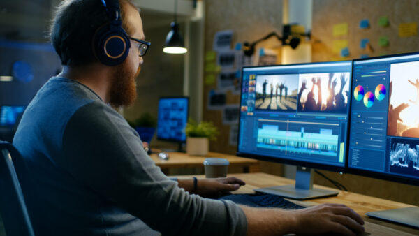 Video editing and training